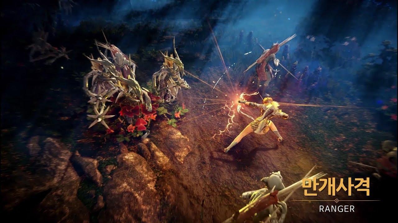Action MMORPG Black Desert Mobile Is Launching Globally In 2019 For