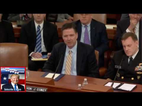 DEMOCRATS ARE RUINED! James Comey Just ENDED All Russian Lies With 1 BRUTAL Fact!