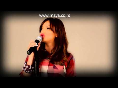 Maya Berović - Leti ptico slobodno - (Official Video 2012) HD