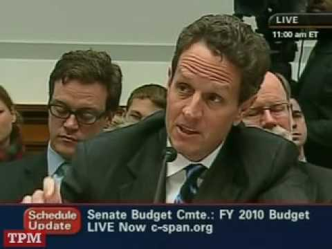 Geithner: No Capital Requirements For Hedge Funds