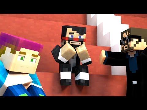 THE END OF TROLLCRAFT (Minecraft Animation)