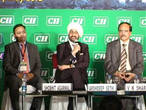 Estate South 2012 : Session 3 : Financing the Appetite of RE Investments in South India Cities
