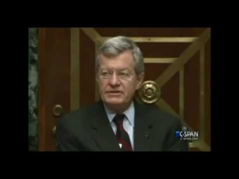 """Max Baucus on Obamacare: """"I just see a huge train wreck coming..."""""""