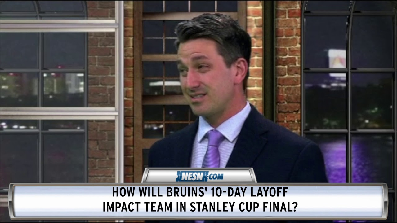 Will Bruins' Long Layoff Impact Stanley Cup Final Performance?
