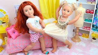 Sister Dolls & their funny…