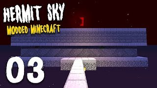 Hermit Sky: 3 | The ANSWER to ALL | Modded Minecraft