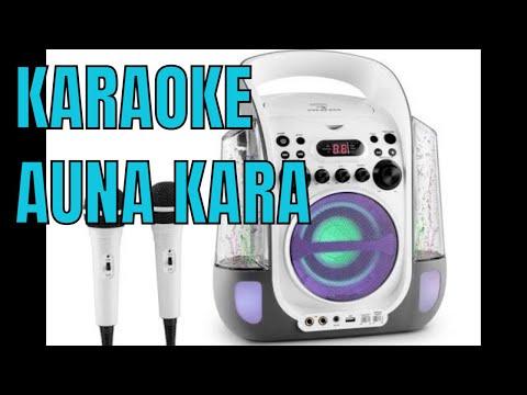 Auna Kara Karaoke Con Microfonos Y Fuente Agua