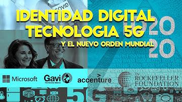 Identidad Digital, La Tecnología 5G y El Nuevo Orden Mundial | Predicaciones Cristianas