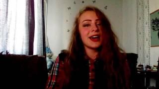 """Копия видео """"Юлиана Караулова – Хьюстон(Cover.Maria Ermak)"""""""