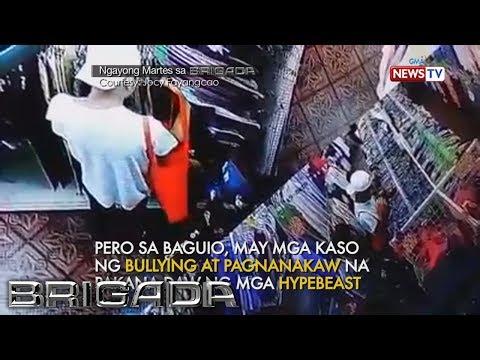 """Brigada: """"Hypebeast phenomenon"""", malaki nga ba ang epekto sa seguridad sa Baguio?"""