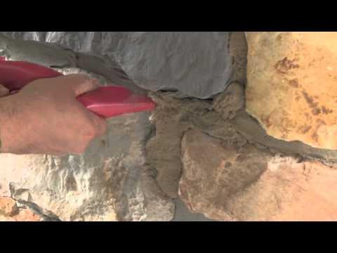 MUROSTUK - INDEX SpA - Stuccare murature a vista - YouTube