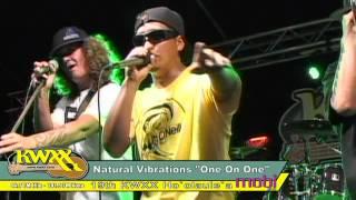 "2012 KWXX HO`OLAULE`A - NATURAL VIBRATIONS ""One On One"""