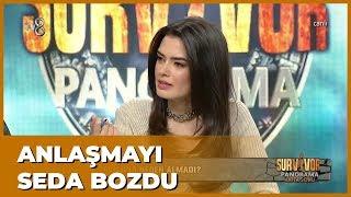 Seda, Sudeyi Takıma Neden Almadı? | Survivor Panorama | 51.Bölüm