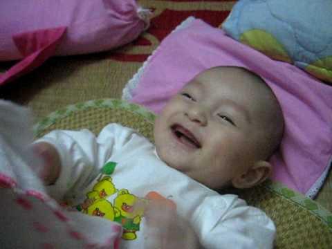Nụ cười trẻ thơ