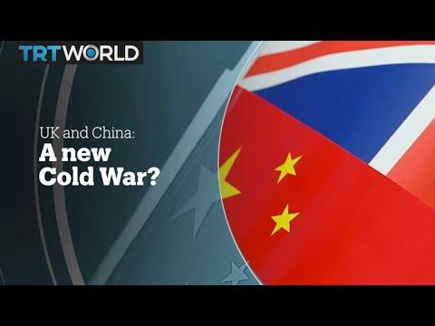 UK CHINA RELATIONS