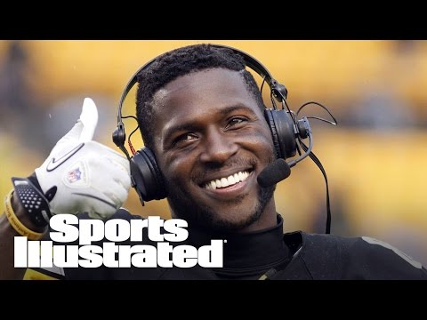 Steelers Antonio Brown Contract, USMNT Alejandro Bedoya On Bruce Arena | SI NOW | Sports Illustrated