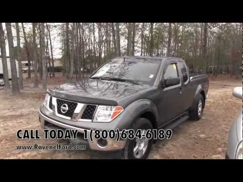 2005 Nissan Frontier Se King Cab Review Charleston Truck Videos