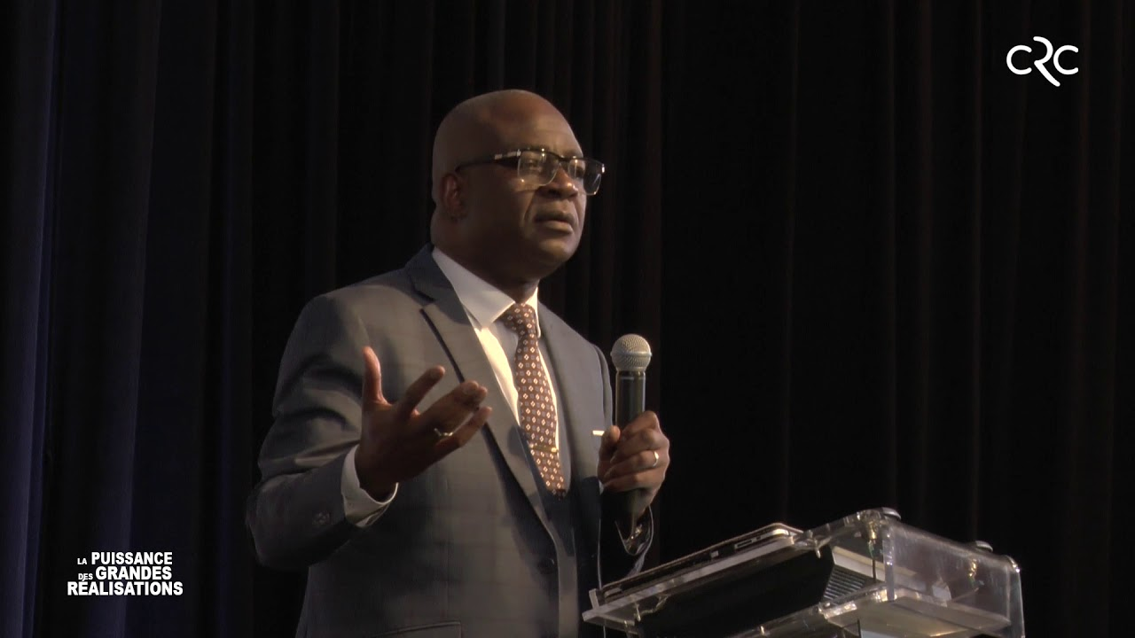 Pst David Goma : La puissance des grandes réalisations - partie 2