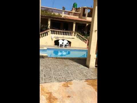 Villa avec piscine (Vue Extérieur) Oran bousfer