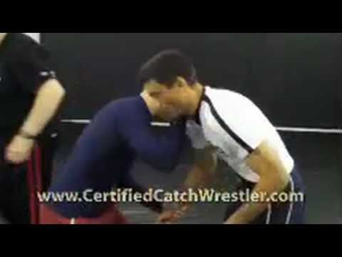 The Double Wrist Lock DVD With Billy Robinson