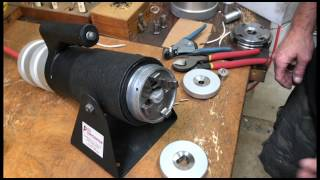 400 series pneumatic tooling example