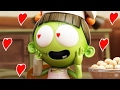Funny Animated Cartoon | Spookiz Season 1 - Zizi's Cookies | 스푸키즈 | Cartoon for Kids