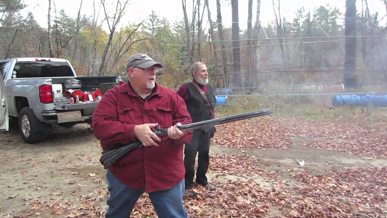 Swivel breech rifle kit build introduction