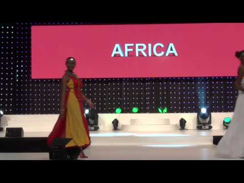 Miss Intercontinental 2015 - National Costume Africa