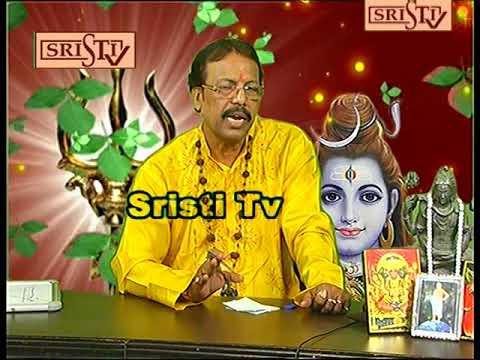Sristi Tv Jyotish S Kumar 1.04.2018