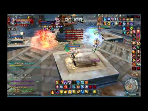 Forsaken World Priest Arena 3v3 Sv.TH