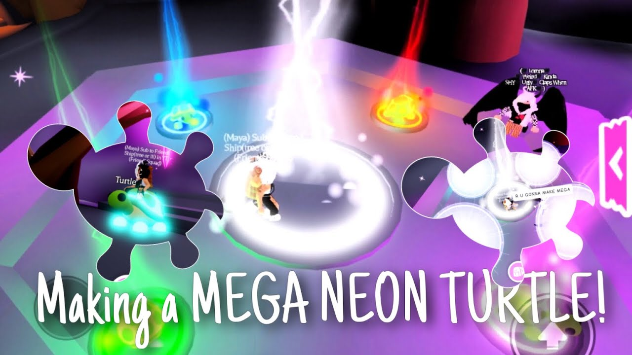 I Made A Mega Neon King Bee In Adopt Me Roblox Making A Mega Neon King Bee Friend Ship3 Youtube I Made A Mega Neon Turtle Making A Mega Neon Trutle In Adopt Me Roblox Friend Ship3 Youtube