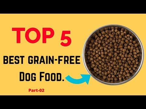 ✅TOP 5 Best Grain Free Dog Food In Amazon, Part 02.