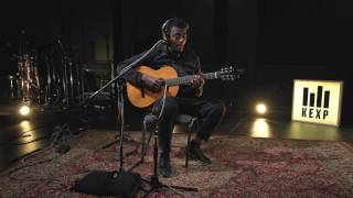 Seu Jorge Rebel Rebel Live on KEXP