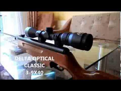 Delta optical classic test doc 3 9x40 youtube