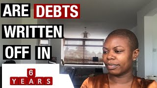 Old debts you may not have to pay  statute barred debts (THE 6 YEAR RULE)