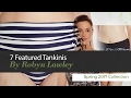 7 Featured Tankinis By Robyn Lawley Spring 2017 Collection