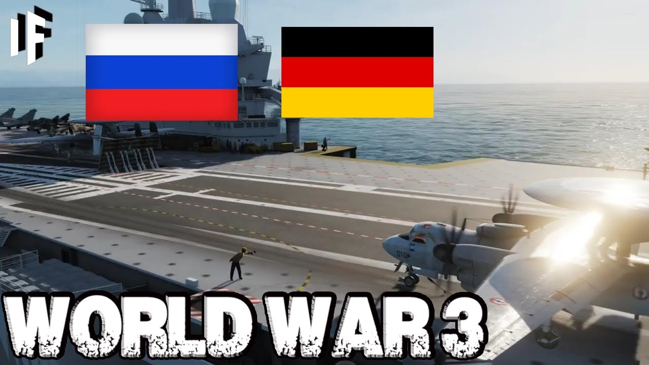 Download World War III:Russia attacks Germany! NATO coordinated resistance! Episode 9 【Arma3】