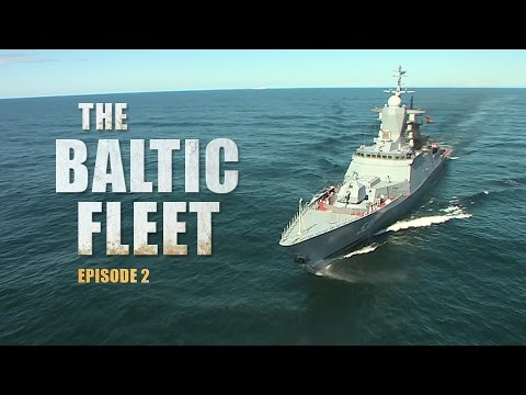 The Baltic Fleet (E02):  Loading torpedoes on the 'Magnitogo