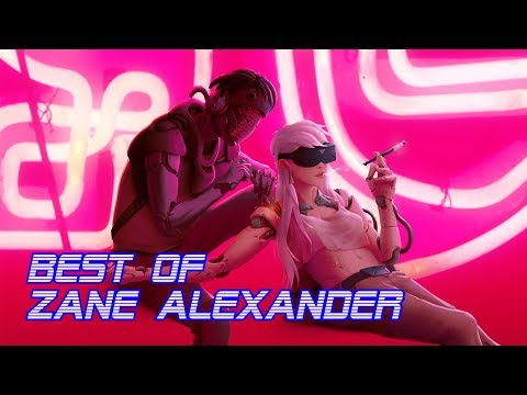 'Best of Zane Alexander' | Best of Synthwave And Dreamwave Music Mix