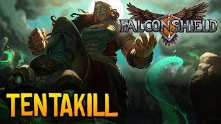 Falconshield - Tentakill feat. Nicki Taylor ( Original LoL song - Illaoi )