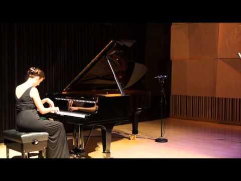 Anna Goldsworthy plays Jeux d'eau by Ravel