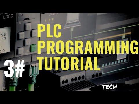 plc programming tutorial | Nikkies Tutorials