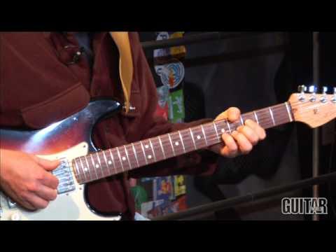 Jimmy Herring: Jam Session #1 Guitar Lesson