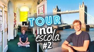 Vlondon #2: TOUR na minha ESCOLA de Londres & turistando thumbnail