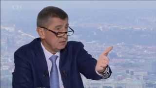 Andrej Babiš a Miroslav Kalousek - hádka v OVM (sestřih)