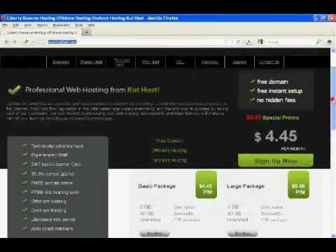 offshore hosting - www.kuthost.com