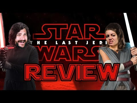 LAST JEDI REVIEW - Movie Podcast