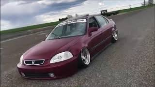 Slammed Honda Civic compilation Fall 2017