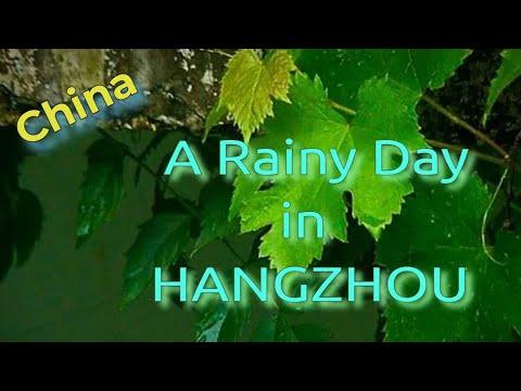 A Rainy Day in Hangzhou, CHINA (Kumar ELLAWALA)