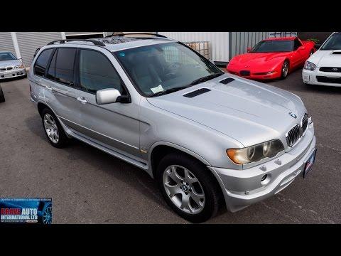 Walk Around - 2001 BMW X5 4.4L V8 - Japanese Car Auction